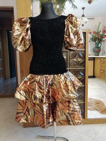 Sukienka b. elegancka, 38 j. nowa