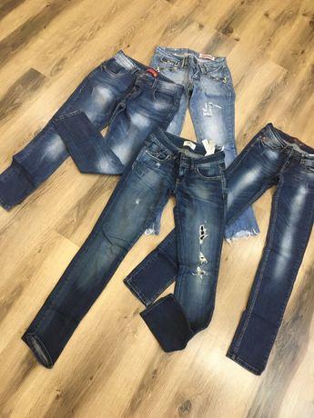 Продам джинсы комплектом