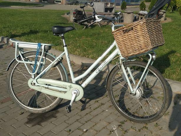 Rower elektryczny gazelle miss grace