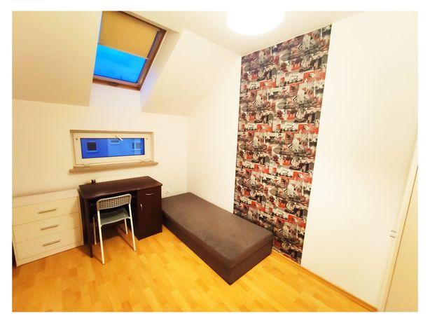 Duży pokój 1-osobowy - Kampus UJ Shell Motorola Ericsson Szuwarowa