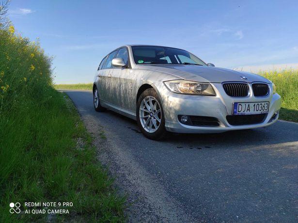 BMW E91 2.0 318i 2009r. 170 000 przebiegu