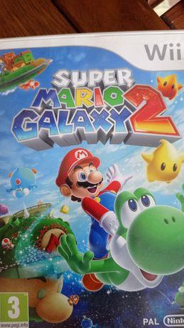 Nintendo Wii Mario Galaxy 2