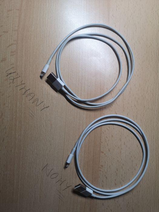 Oryginalne kabele iPhone nowy+używany Sławków - image 1