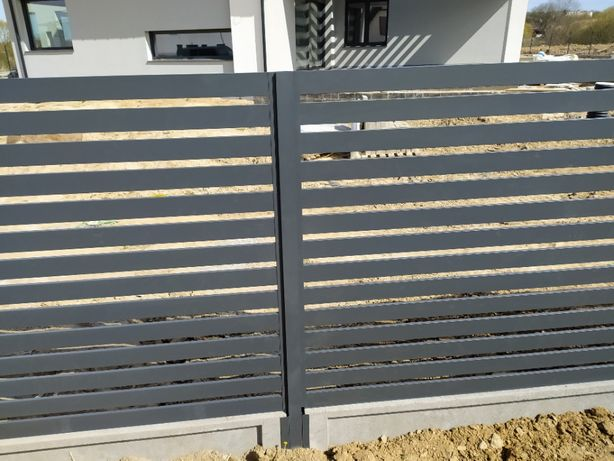 Ogrodzenia panelowe,panele,bramy,balustrady,palisadowe,nowoczesne