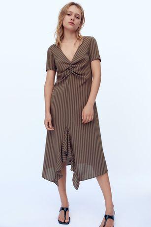 Платье Zara размер L