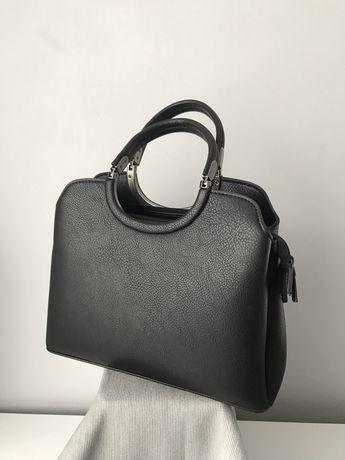Сумка жіноча, чорна сумка