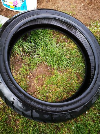 Opona 17x120x70 Bridgestone Battlax BT 015F 58W