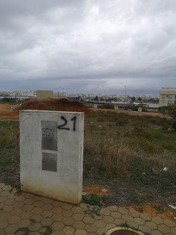 Terreno urbano com 162 M2 No Parchal