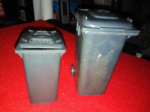 Caixotes do lixo miniatura