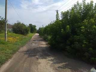 Продам участок 23 соток в селе Николаевка, в 30 мин. от города Днепр