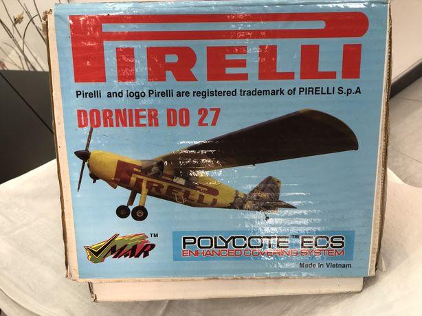 Aviao rc novo Dornier mod DO 27