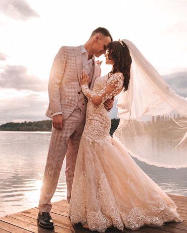 Свадебное платье IDA TOREZ