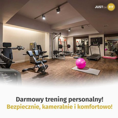 TRENER PERSONALNY - treningi personalne - KATOWICE - trening 1 na 1