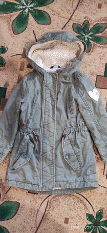 Парка,курточка,куртка осень на 4-6 лет