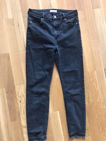 Spodnie jeansowe berhska rozm s tania wysylka olx