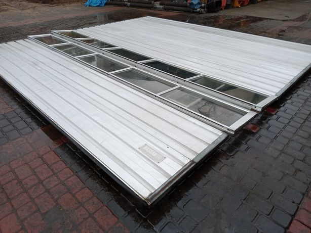 Brama garażowa panelowa segmentowa dostępne kilka sztuk