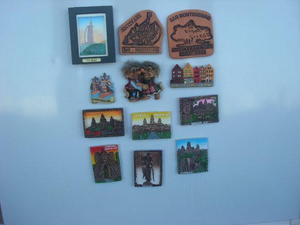 Магнит Камбоджия Дубаи магнитик сувенир на холодильник