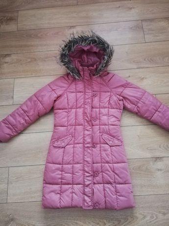 Kurtka, płaszczyk dla dziewczynki na 11-12 lat firmy Next, 152 cm