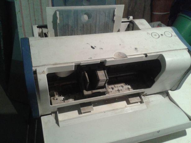 Продам 3 принтера Canon , Lexmark струйные