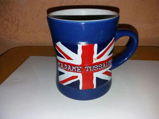 "Чашка ""Madame Tussauds""London 0.5 л"