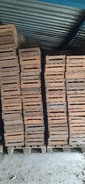 Skrzynki drewniane 50x40x15