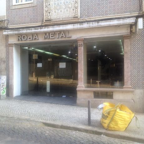 Alugo LOJA em Lisboa