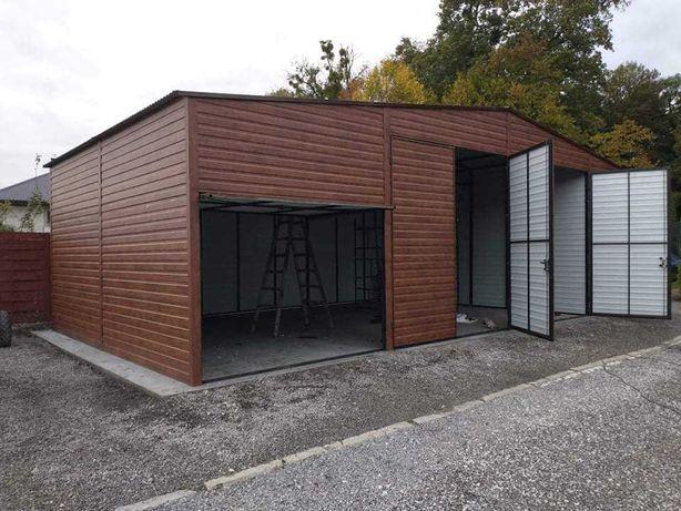 Garaże drewnopodobne !!