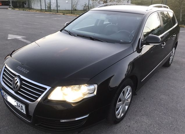 VW PASSAT B6 Highline, 4x4, 2009, шкіра!
