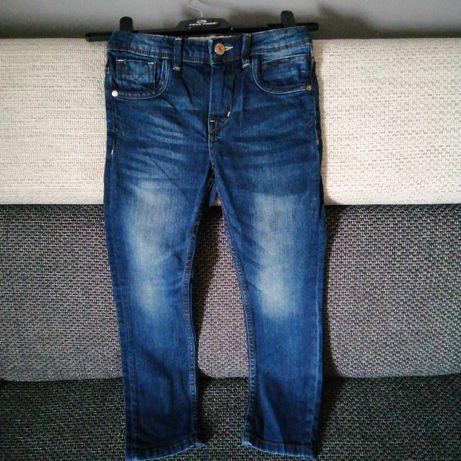 Spodnie - Jeansy 122