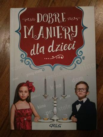 Dobre maniery dla dzieci - wierszyki