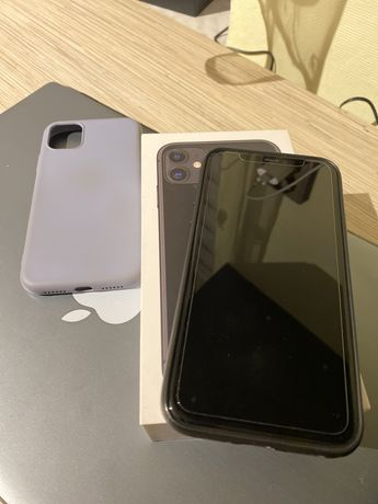 Apple Iphone 11/64GB Space gray