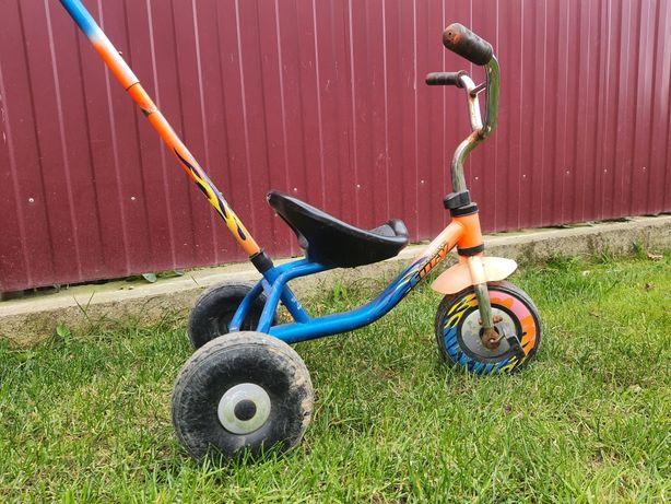 Велосипед трьохколісний дитячий