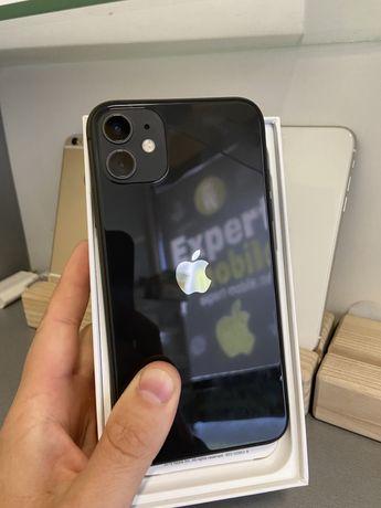 iPhone 11 64gb Black Neverlock  Новий стан