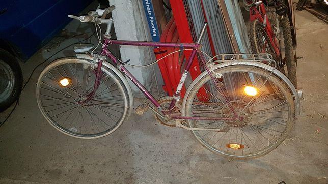 Bicicleta antiga austria