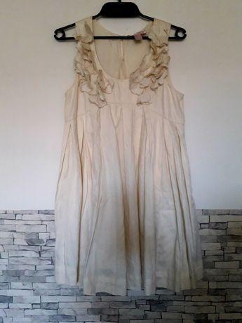 Sukienka H&M rozm.34 The Garden Collection