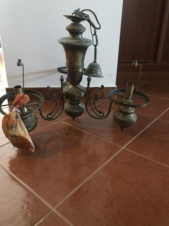 Candeeiro em Bronze
