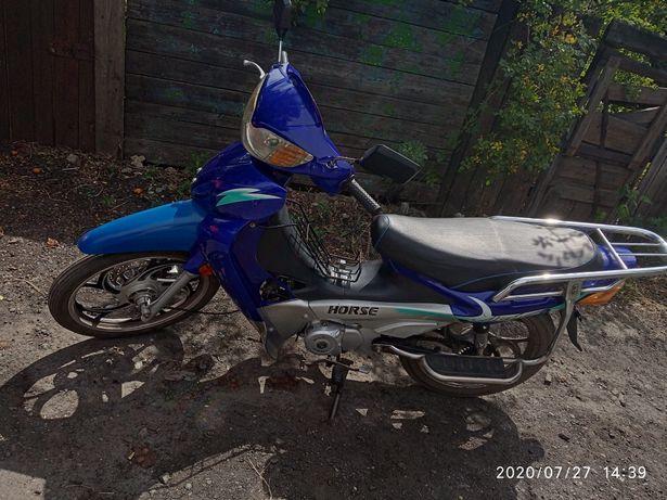 Мотоцикл horse activ