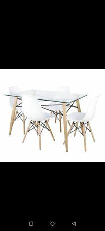 Packs mesas de jantar com cadeiras