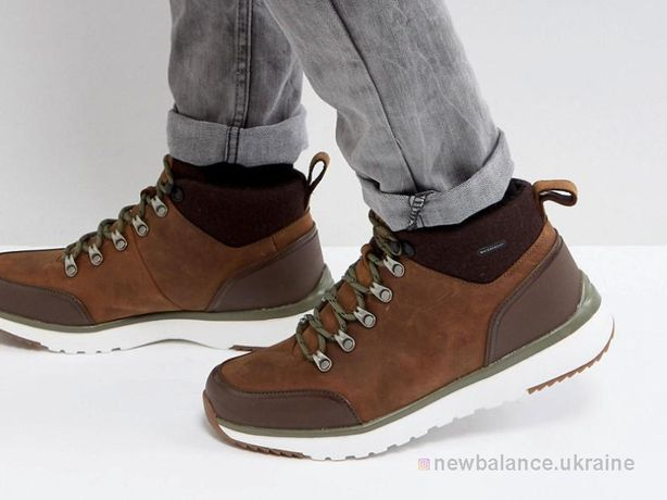 Новые Зимние Ботинки UGG Olivert Оригинал Мужские Тёплые Обувь УГИ