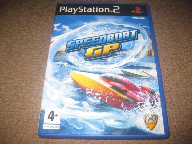 "Jogo ""Speedboat GP"" para PS2/Completo!"