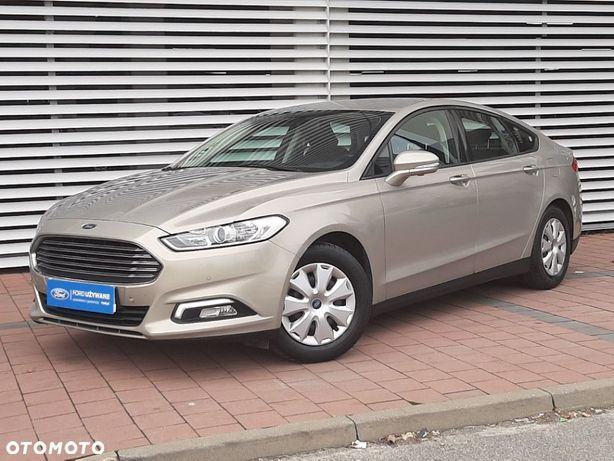 Ford Mondeo Aso Ford Salon Pl Benzyna