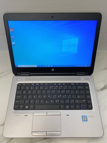 """HP ProBook 640 G2 14"""" HD i7-6600U 8GB 128 GB SSD ЯК НОВИЙ"""