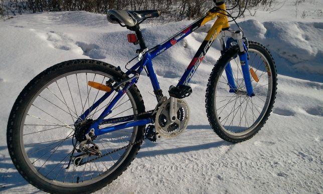 Велосипед Leader Fox 24 AL алюминиевый