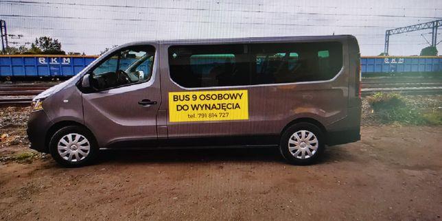 Wynajem Wypożyczalnia busów 9 osobowych, busa, bus, busy osobowe Śląsk