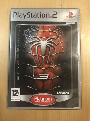 Spider-man 3 PS2 / Playstation 2