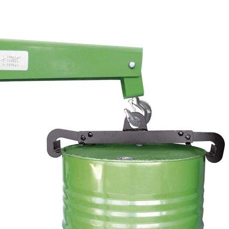 Suporte para bidons de óleo - capacidade 500 Kilos - 53612