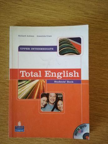 Total English Upper-Intermediate Students' Book + płyta