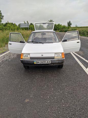 Таврия нова 2001 год. 43000 км. пробег оригинальный. Газ/бензин