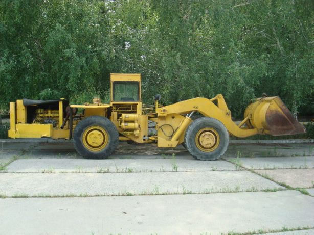 Погрузочно-доставочная машина LK-1 .Stalowa Wola.