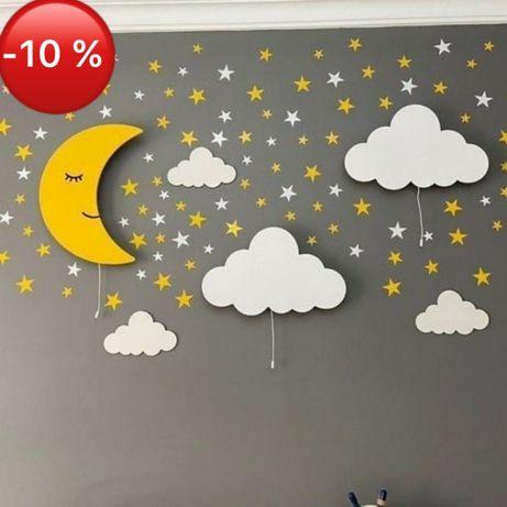 Детские декоративные наборы ночников , led светильников